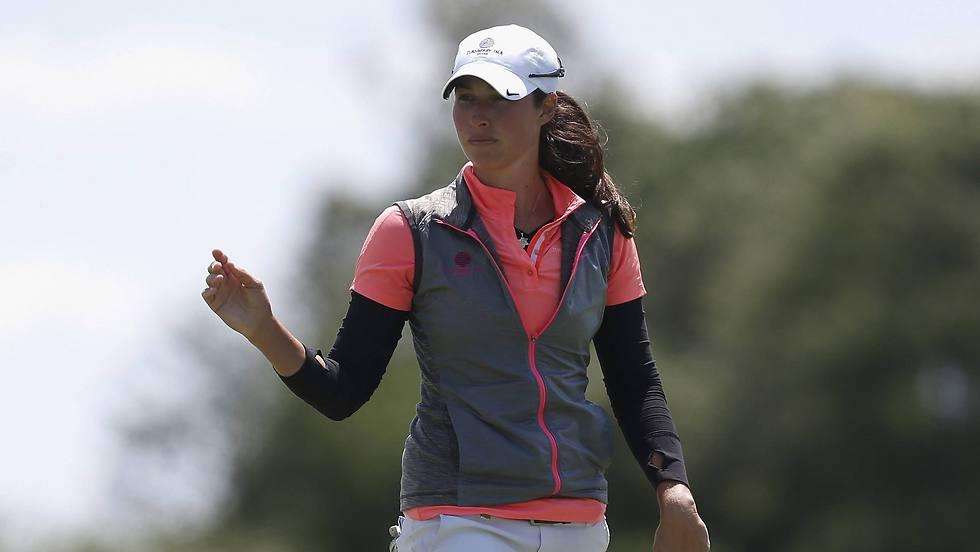 """""""בגיל 12 החלטתי להתמקד בגולף"""" (צילום: AFP)"""