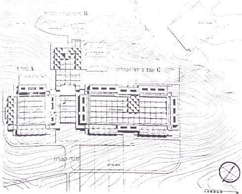 """בה''ד 1 היה אמור להשתלב בעיר הבה''דים. זה לקח עוד 40 שנה כדי שתקום עיר כזו - והיא לא כאן (צילום: דו""""צ)"""