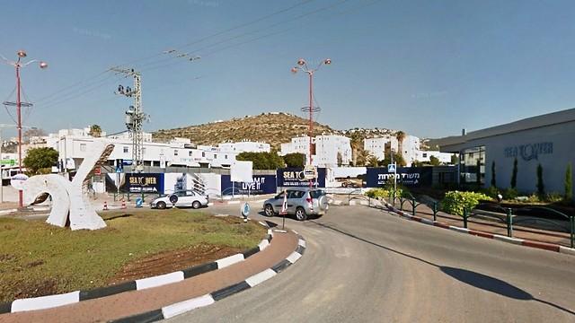 טירת הכרמל. זינוק של קרוב ל-100% בהתחלות הבנייה (צילום: Google street view) (צילום: Google street view)