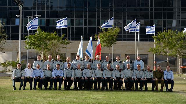 IDF General Staff (Photo: IDF Spokesperson's Unit)