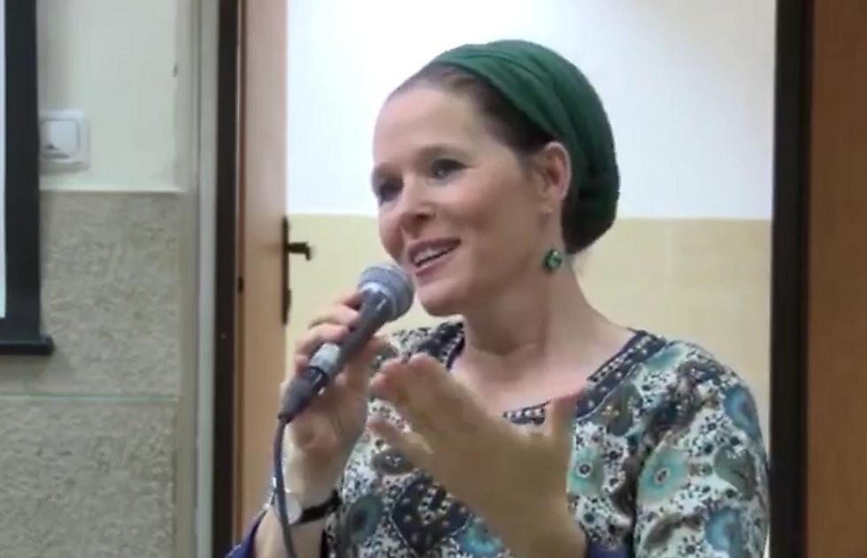 Rachel Frenkel (Photo: Hagai Adorian, Matat)