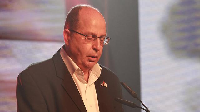 Moshe Ya'alon (Photo: Knesset Spokesperson)