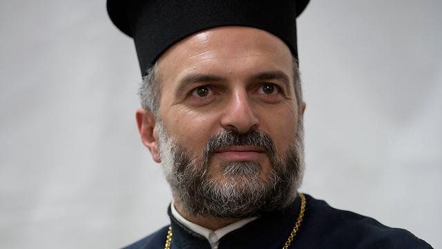 Father Gabriel Nadaf (Photo: AP)