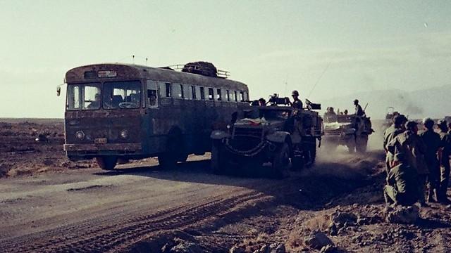 1973 - חזית רמת הגולן, קרבות ההבקעה לתוך סוריה (ארכיון אגד) (ארכיון אגד)
