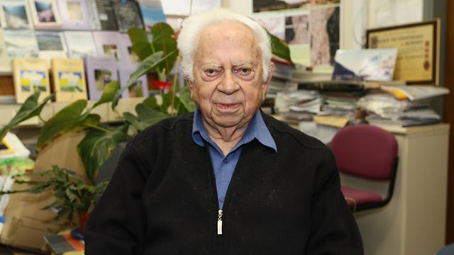 פרופ' אביתר נבו (צילום: אוניברסיטת חיפה) (צילום: אוניברסיטת חיפה)