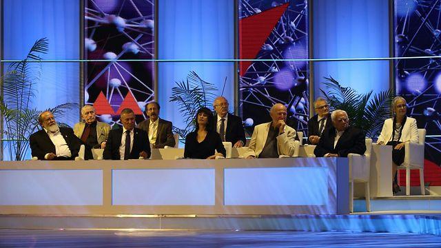 """11 הזוכים בפרס ישראל תשע""""ו (צילום: אוהד צויגנברג) (צילום: אוהד צויגנברג)"""
