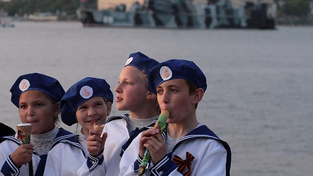 Крымчане. Фото: Reuters