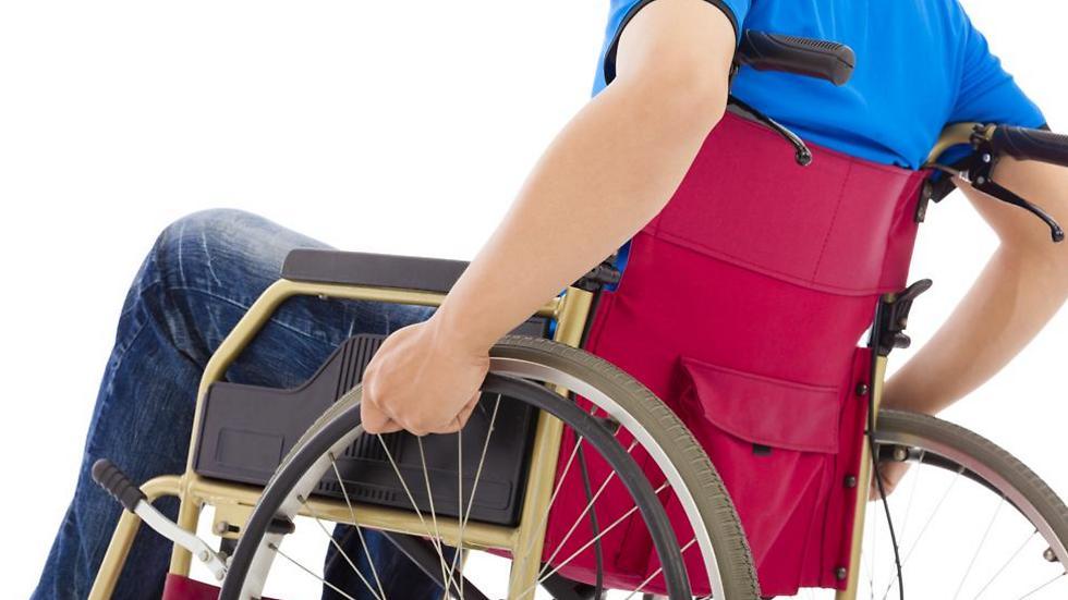 אילוסטרציה. 15% סוברים שאדם עם מוגבלות יכול להיות אלים כלפיהם (צילום: shutterstock) (צילום: shutterstock)