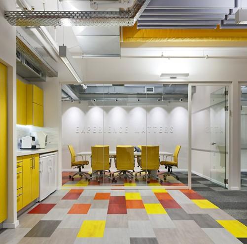 חדר ישיבות רב תכליתי לפגישות, סיעור מוחות ולשיחות אישיות (צילום: קטיה לין) (צילום: קטיה לין)