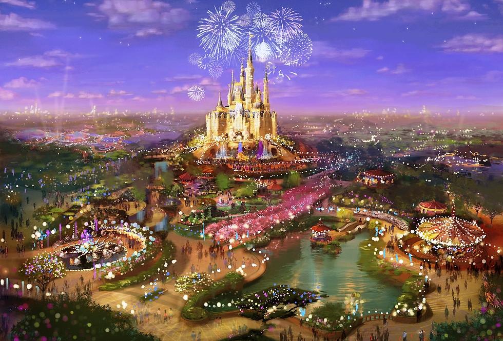 דיסני בשנגחאי. הפתיחה ב-16 ביוני (צילום: Disney) (צילום: Disney)