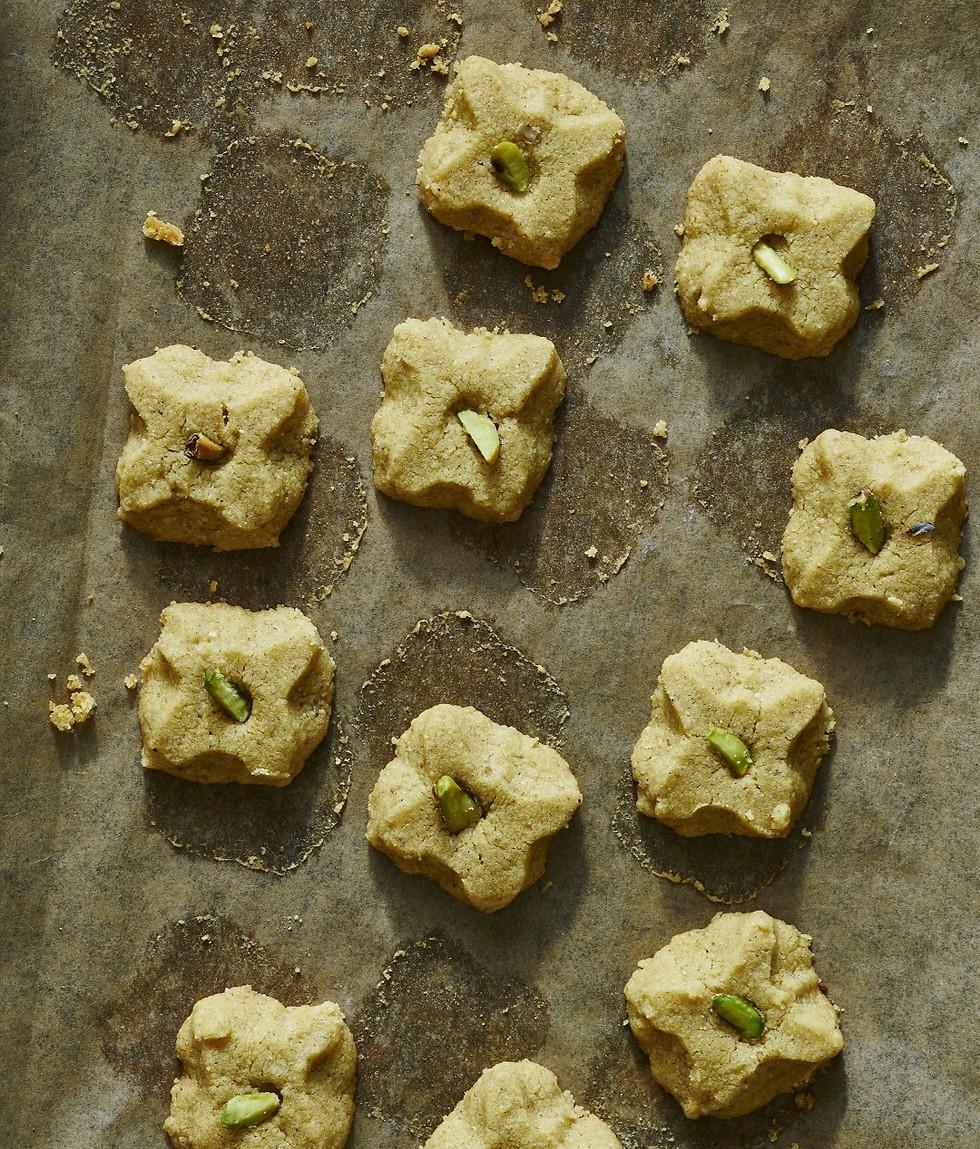 עוגיות חומוס (צילום: דן פרץ) (צילום: דן פרץ)