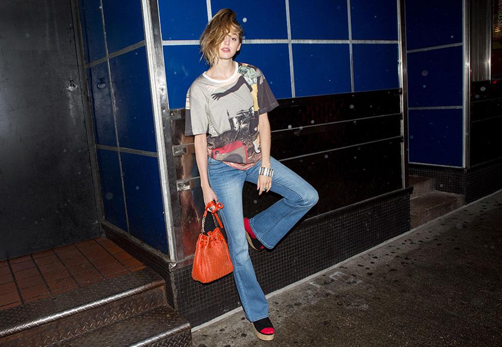 ROCKVEROLL – אורית פניני. מותג הבגדים מגיע למכירה מיוחדת בבוטיק פרשס (צילום: אורית פניני)
