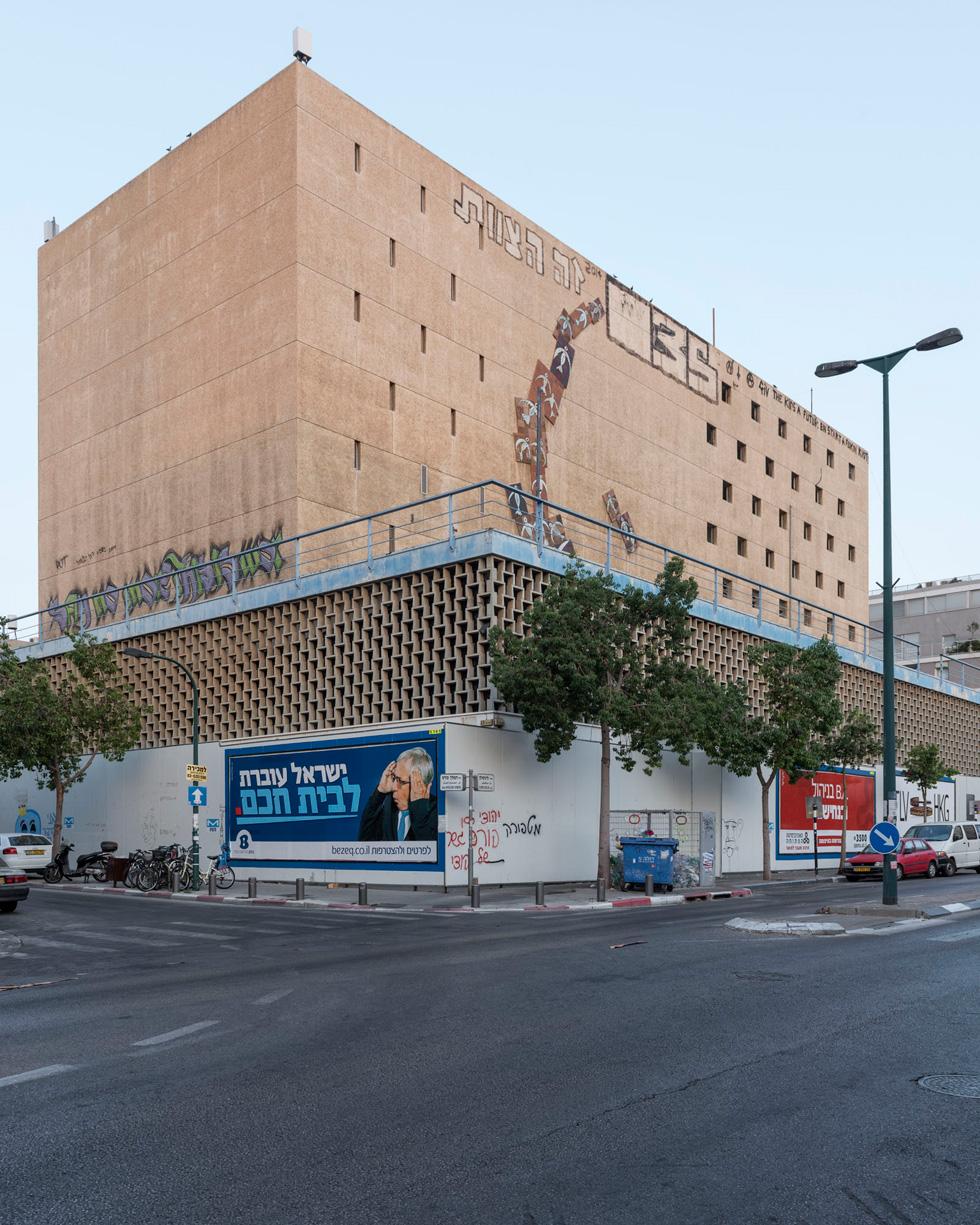 כך הוא נראה לפני 4 שנים, כאשר ערוץ האדריכלות של Xnet חשף את תוכנית ''משטרת הג'קוזי'' (צילום: אלי סינגלובסקי )