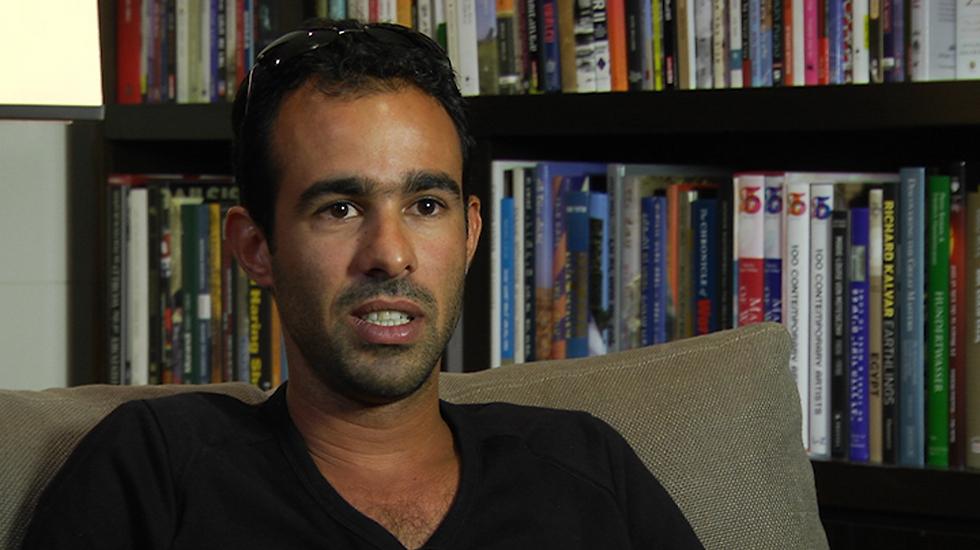 Ravid Cohen (Photo: Asaf Magal)