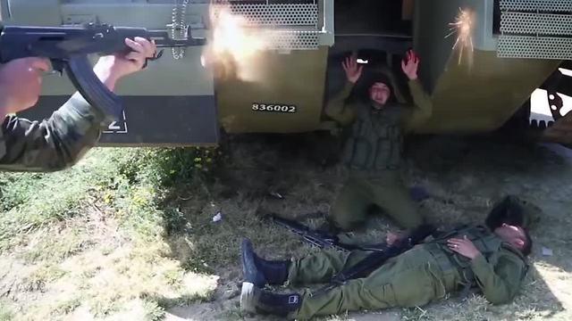 Palestinians kill IDF troops in Hamas mini-series