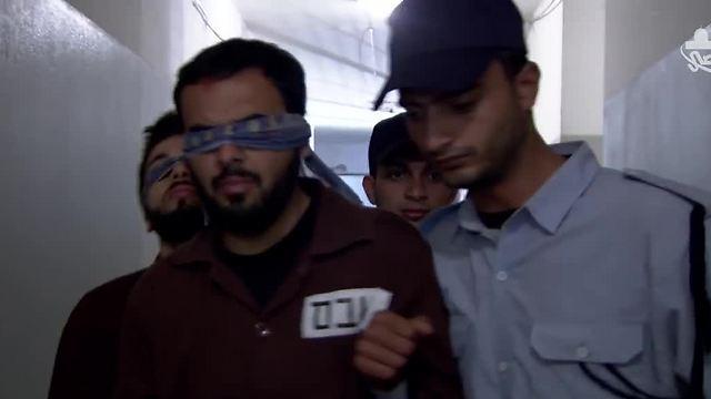 Palestinian prisoner in Hamas mini-series
