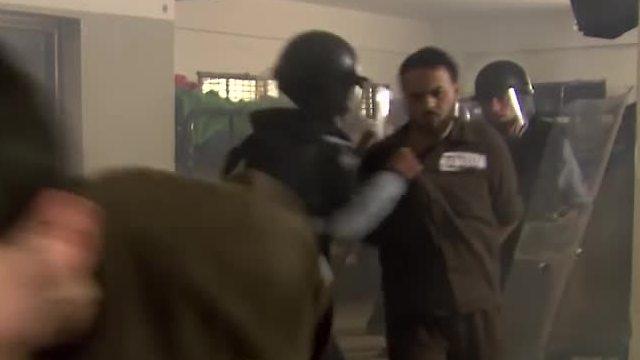 Still from Hamas mini-series