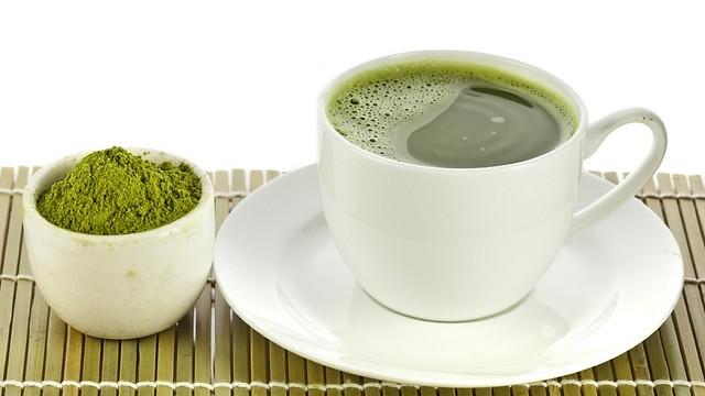 תה המאצ'ה. עשיר בנוגדי חמצון (צילום: shutterstock) (צילום: shutterstock)