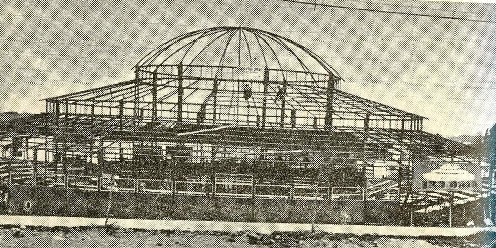 הסינרמה הוקמה בראשית שנות ה-60 כביתה של ''הזירהטרון'', ששילבה תיאטרון עם קרקס (מתוך wikipedia.org)