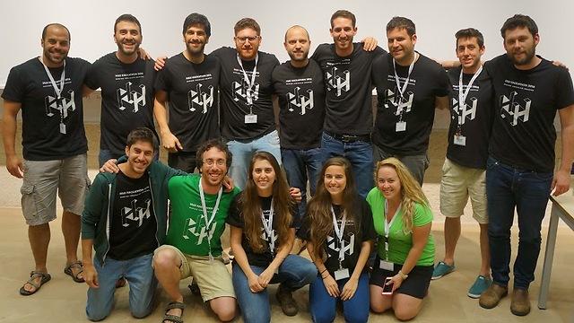 הצוות המארגן (צילום: נגה מן)