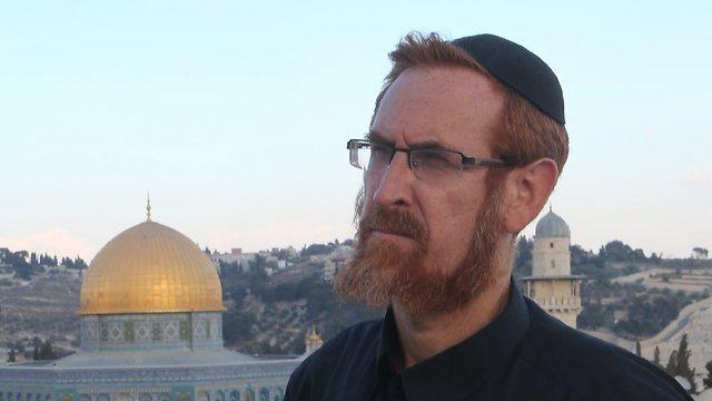 Yehuda Glick (Photo: Alex Kolomoisky)