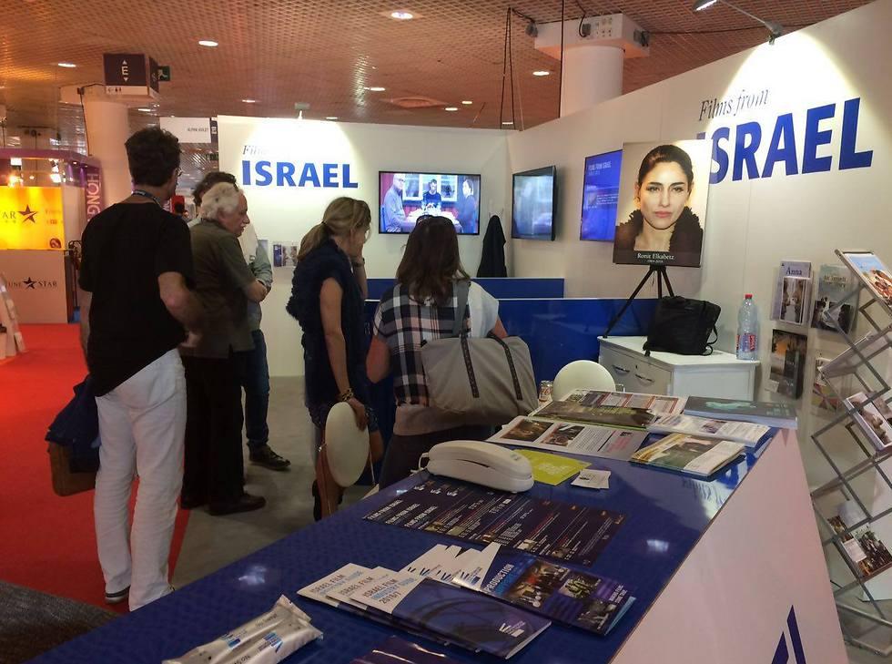פסטיבל קאן. מטרים מהביתן הישראלי (מתוך פייסבוק) (מתוך פייסבוק)