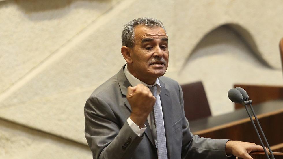 Джамаль Захалка. Фото: Гиль Йоханан (Photo: Gil Yohanan)