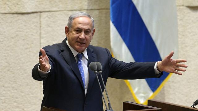ראש הממשלה נתניהו (צילום: עמית שאבי) (צילום: עמית שאבי)