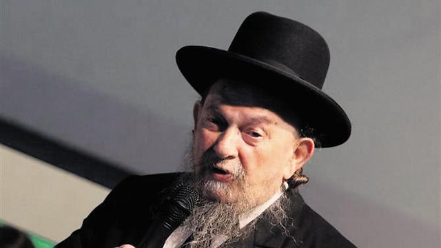 הרב דוד וולפא  ()