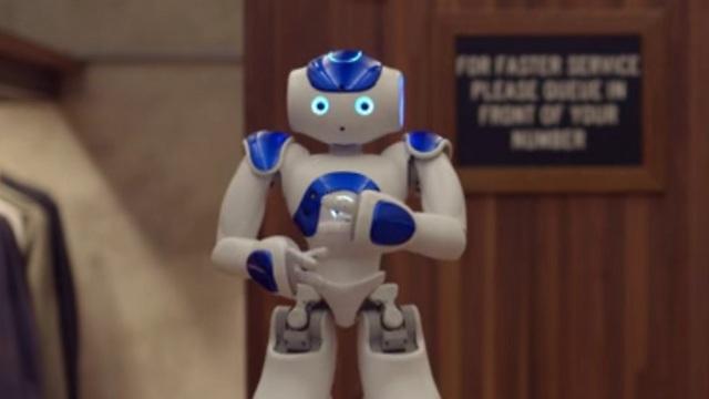 הרובוטים יוכלו להחליף בהדרגה את התרומה הטכנית שלנו לאנושות, אבל לא את החלק האנושי שטרם פיתחנו (צילום מסך: מתוך יוטיוב)