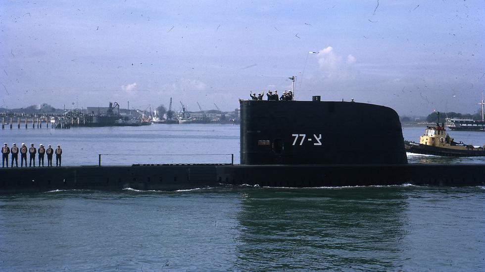 כל 69 אנשי הצוות נספו. הצוללת דקר (באדיבות עמותת דולפין יוצאי חיל הים) (באדיבות עמותת דולפין יוצאי חיל הים)