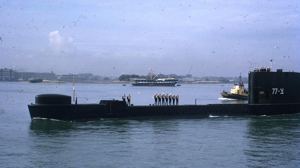 (Photo: Dolphin Navy veterans' NGO)