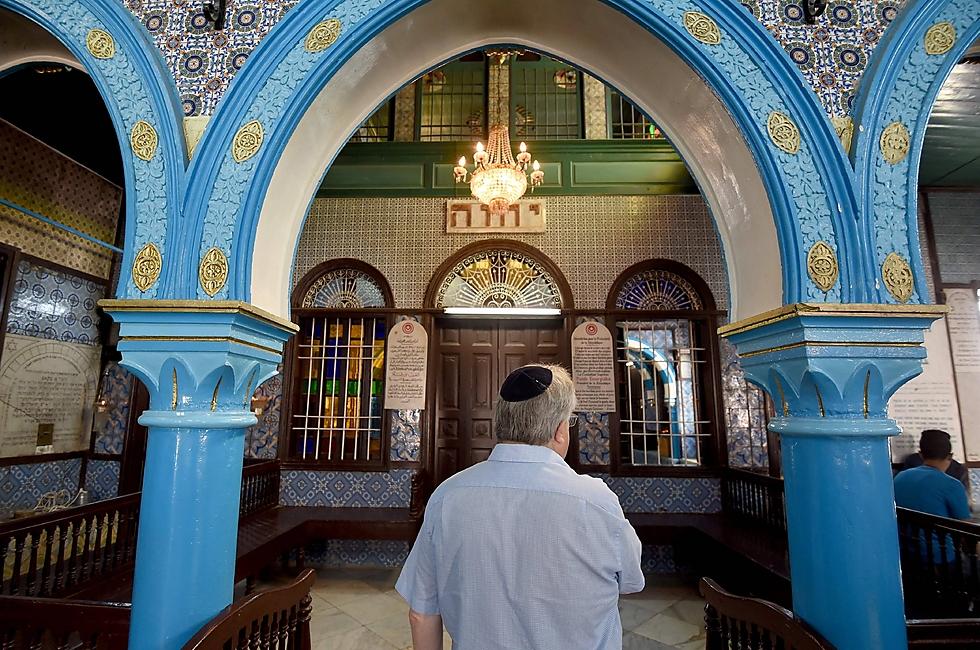Synagouge (Photo: AFP)