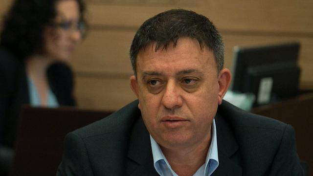 Avi Gabai (Photo: Ohad Zwigenberg) (Photo: Ohad Zwigenberg)