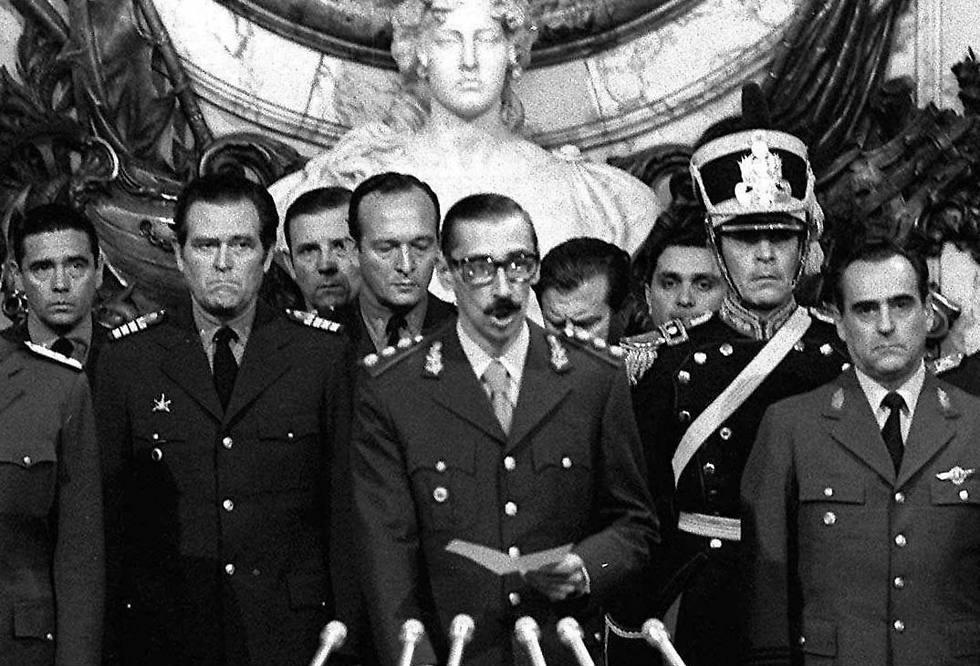 Latin american military leaders