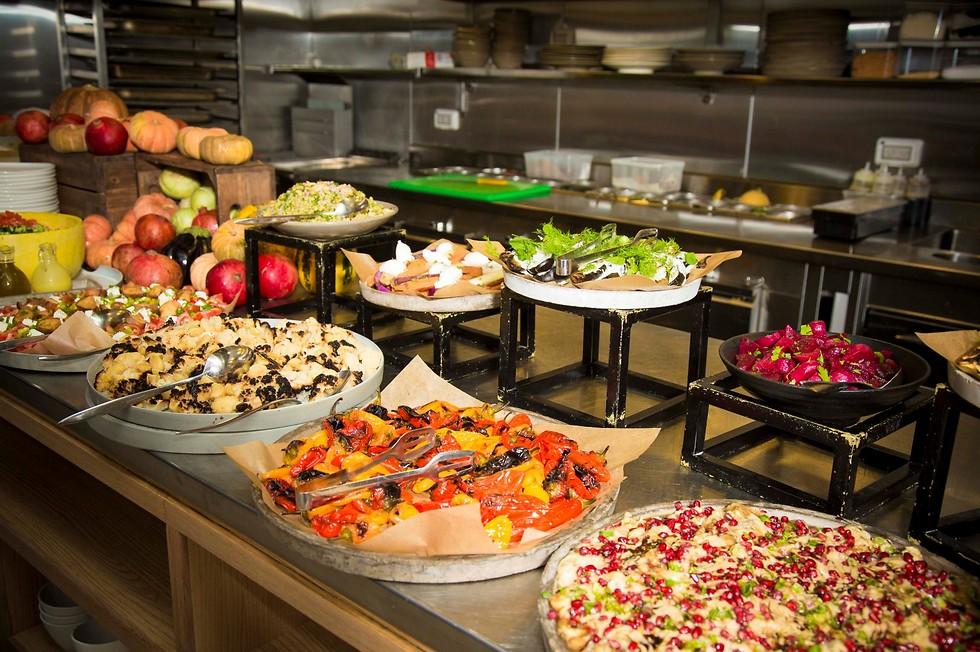 """מסעדת """"משייה"""" (צילום: גיא יחיאלי ) (צילום: גיא יחיאלי )"""