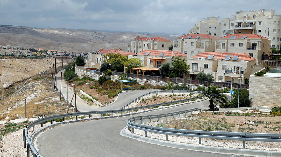 Ma'ale Adumim (Photo: Reuters)
