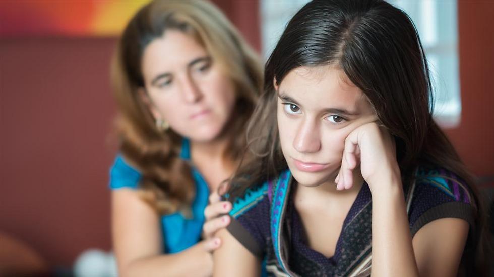1 מכל 8 מתבגרים סובל מהפרעה נפשית בכל רגע נתון (צילום: shutterstock) (צילום: shutterstock)