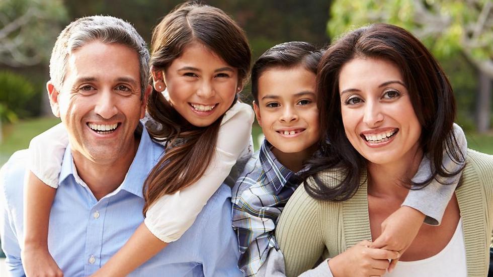 ההורים מסתדרים בכל מצב - באמת? (צילום: shutterstock)