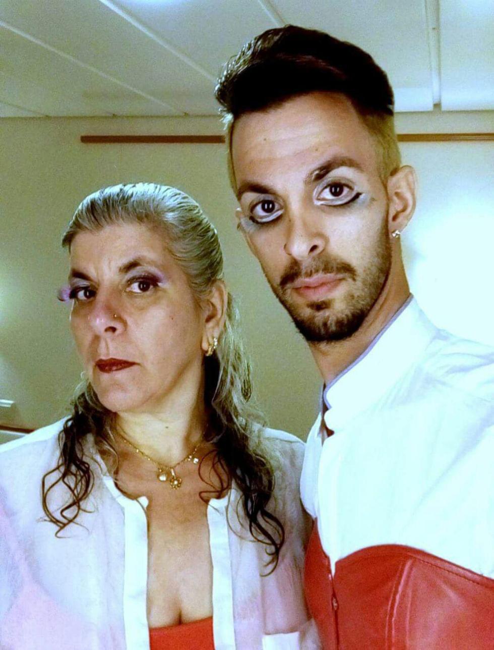 """""""כאמא, מן הראוי שאתן דוגמה אישית ואגיע למצעד"""". איילה כהן ובנה סהר"""