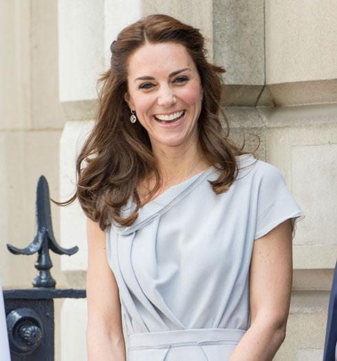 ברור שגם בת אצולה כמו הדוכסית קייט מידלטון (34) זקוקה לשגרת טיפוח מתאימה  (צילום: Gettyimages)
