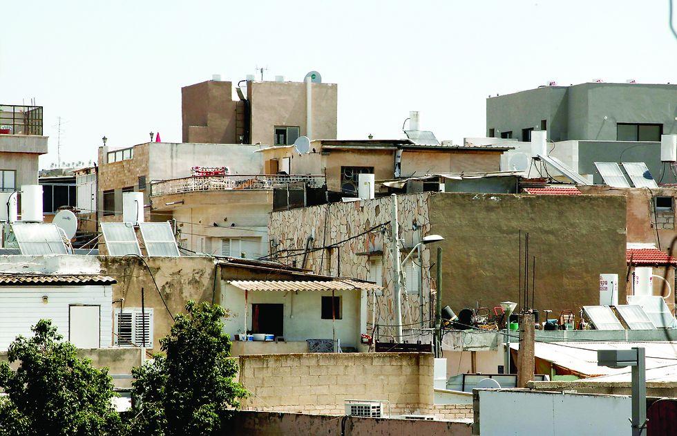 שכונת התקווה (צילום: ריאן) (צילום: ריאן)