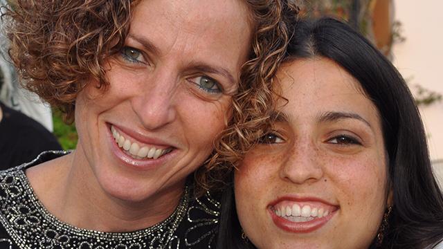 דבי צפתי ובתה ליאור ()
