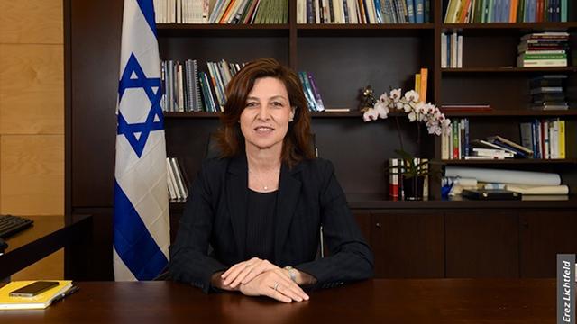 Посол Израиля в Париже. Фото: Эрез Лихтфельд (Photo: Erez Lichtfeld)