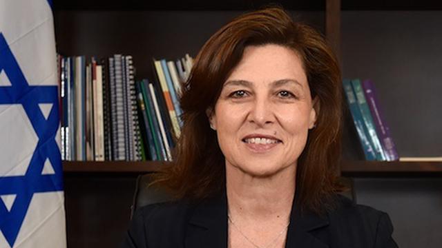 Israeli Ambassador Aliza Ben-Nun (Photo: Erez Lichtfeld)
