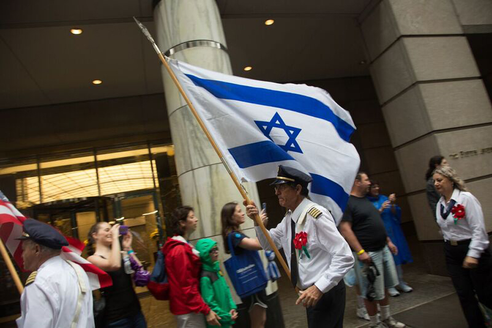 המצעד בניו יורק (שולמית סיידלר פלר, הפדרציה היהודית ניו יורק)