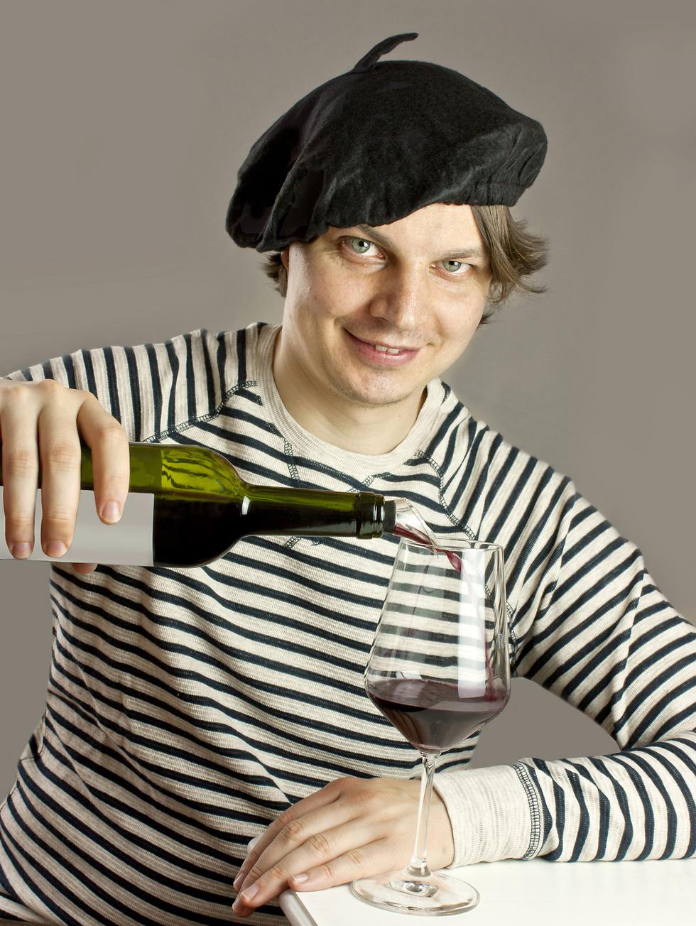 """""""בישראל חסרה תרבות יין כמו בצרפת"""" (צילום: shutterstock) (צילום: shutterstock)"""