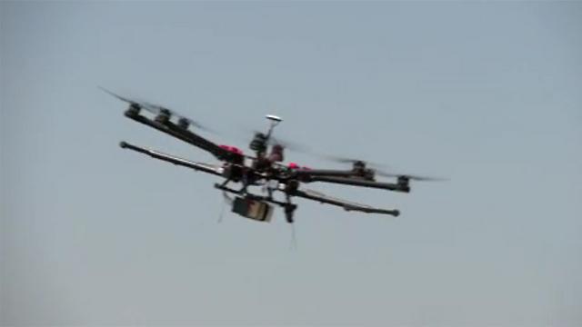 Israel Aerospace Industries Drone Guard