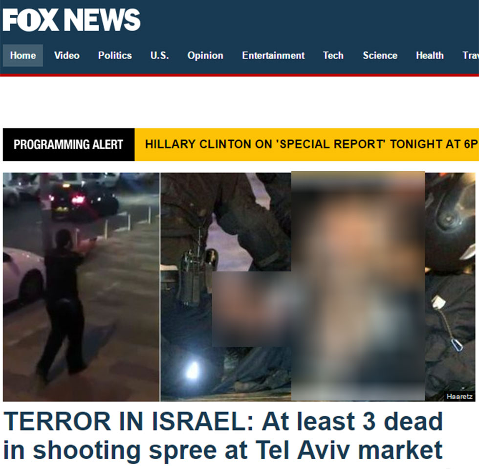 Fox News coverage