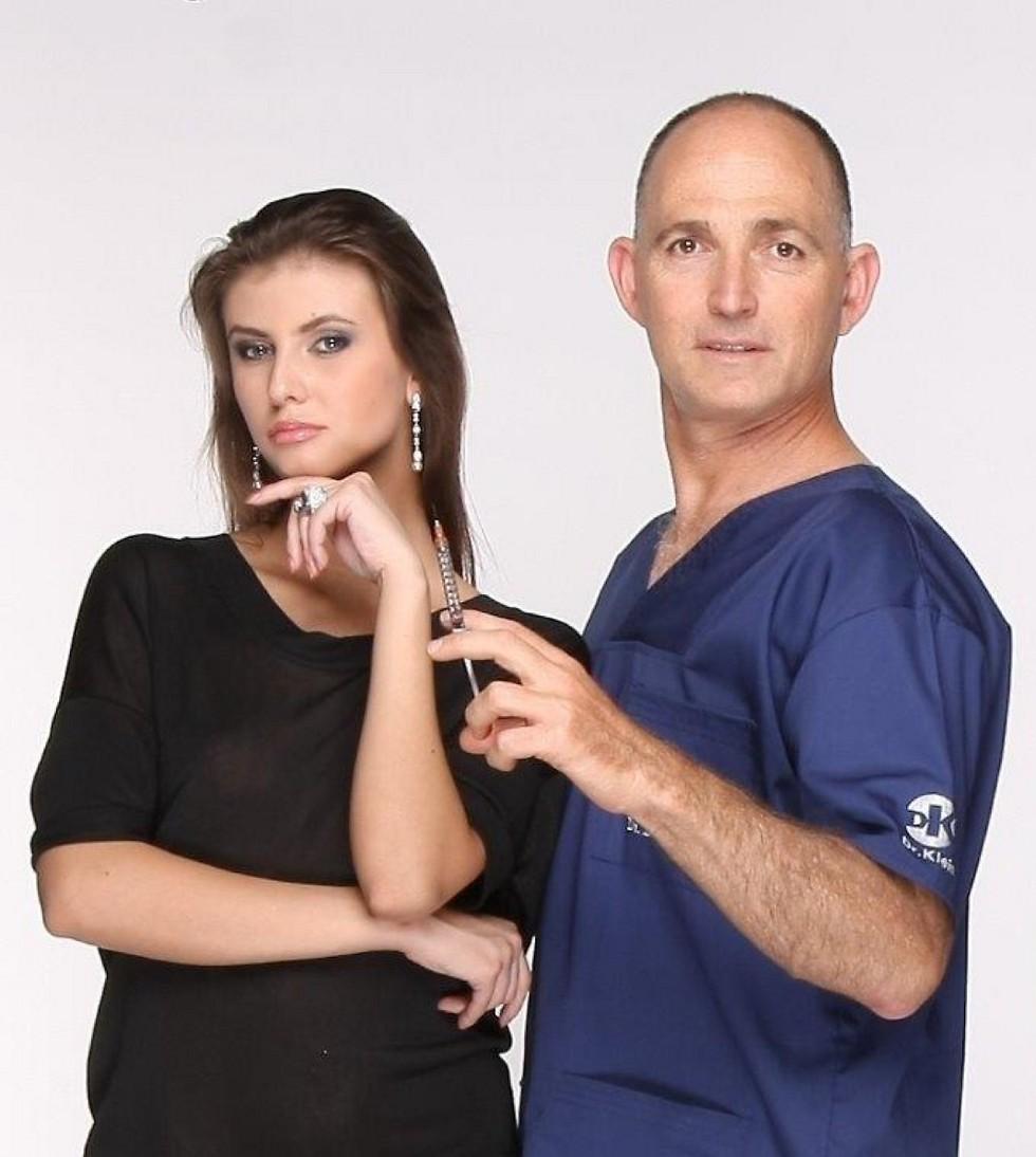 """התאמה אישית לכל מטופלת. ד""""ר דב קליין ( ) ( )"""